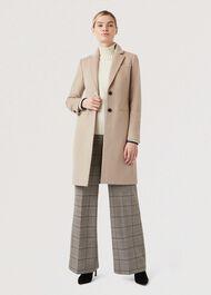 Tilda Wool Coat, Pottery, hi-res