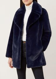 Bethany Coat, Navy, hi-res