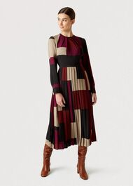 Norah Dress, Multi, hi-res