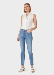 Rianna Skinny Jean With Stretch, Mid Wash, hi-res