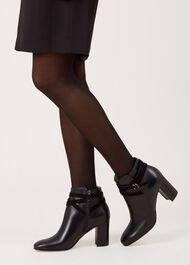 Viola Boot, Black, hi-res