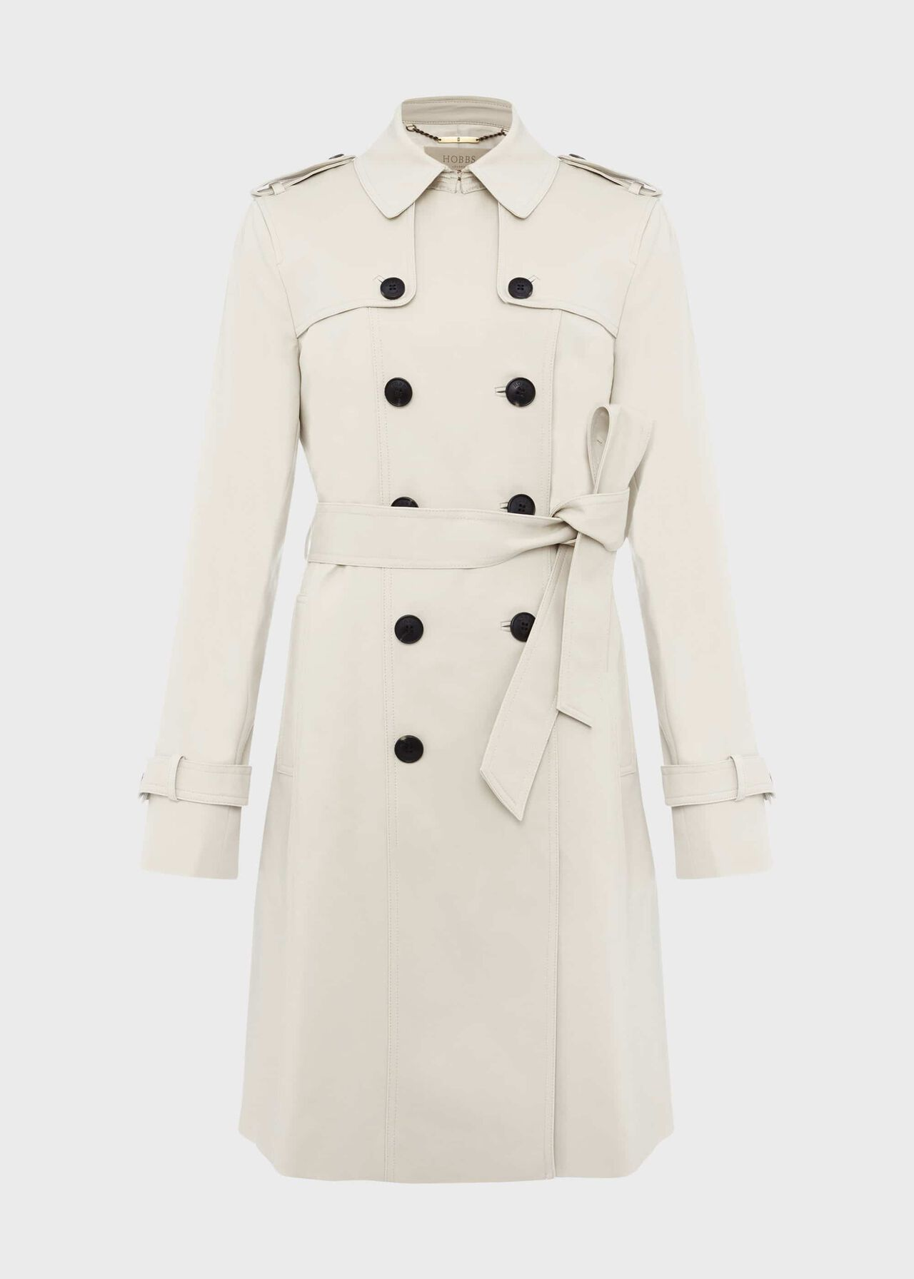 Saskia Trench Coat New Neutral