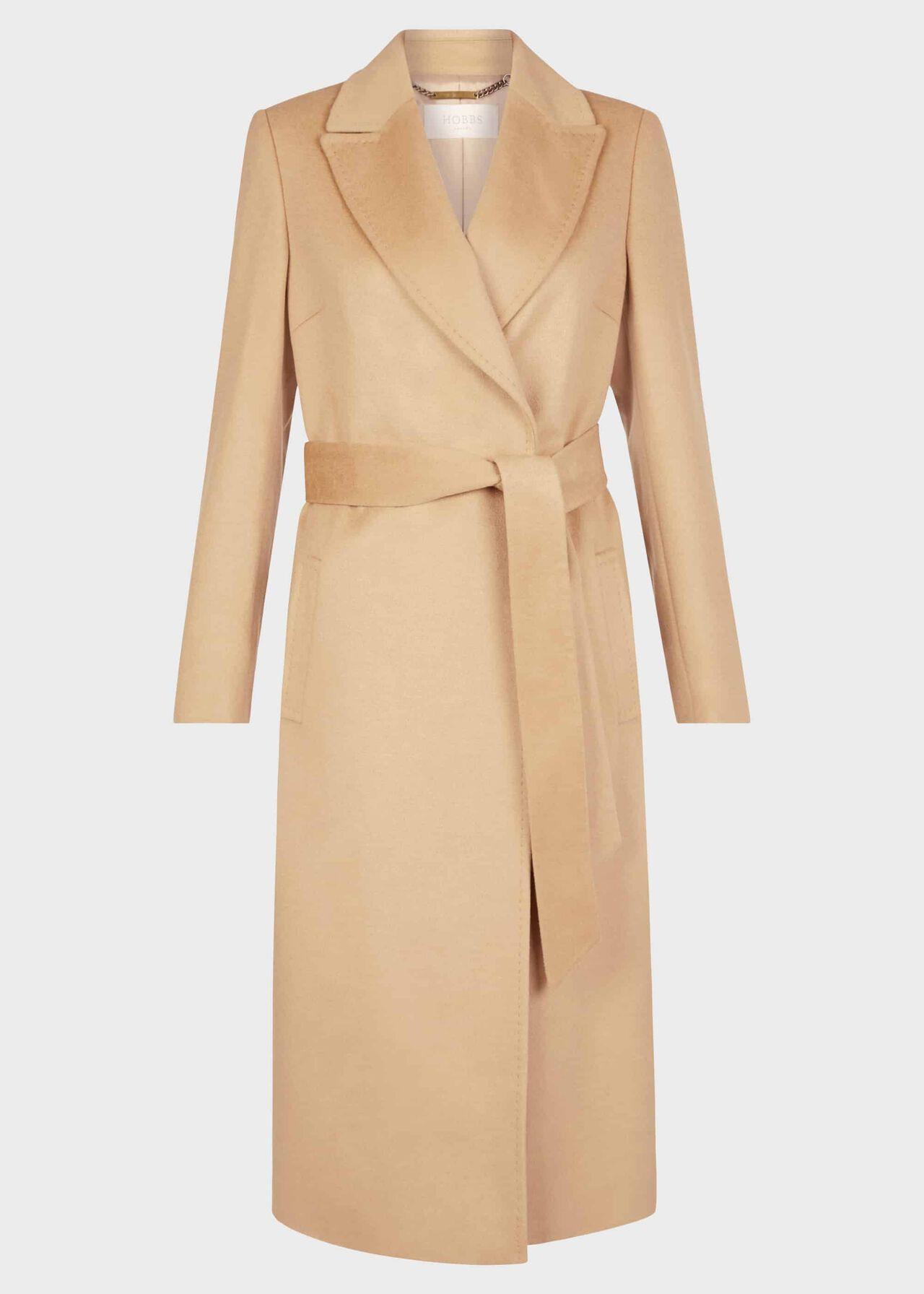 Olivia Coat Camel