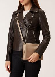 Selby Cross Body Bag, Fawn, hi-res