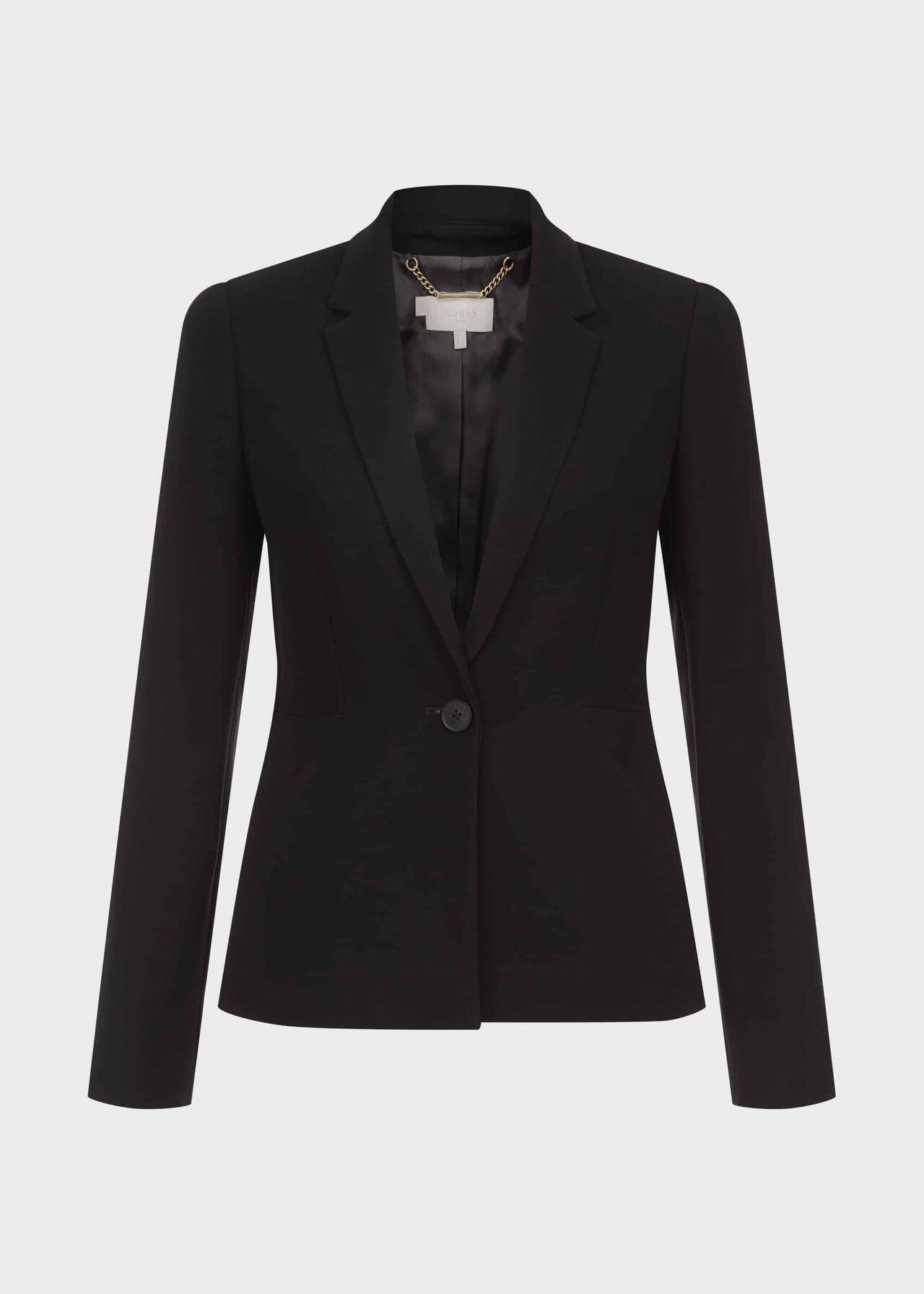 Petite Alva Jacket Black
