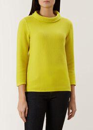 Camilla Sweater, Yellow, hi-res