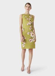 Moira Dress, Spring Grn Blsh, hi-res
