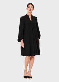 Natasha Dress, Black, hi-res