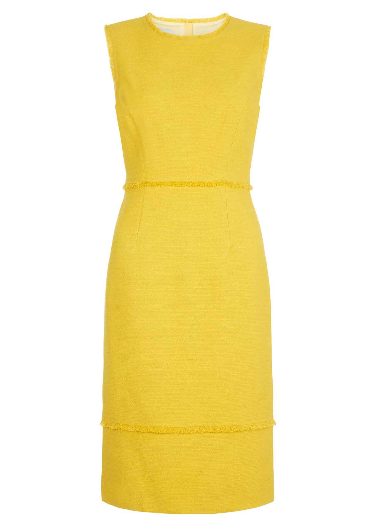 Alice Dress Yellow
