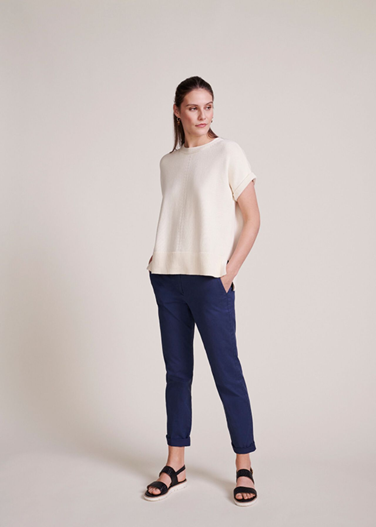 The Yvette Cotton Jumper Outfit, , hi-res