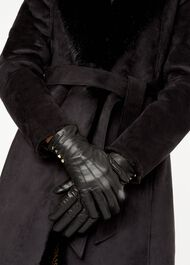 Sienna Glove, Black, hi-res