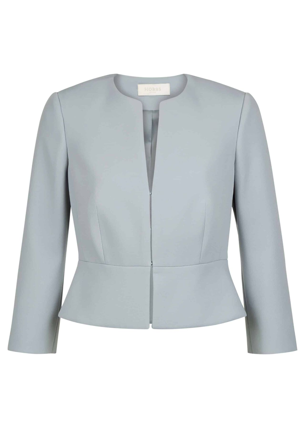 Harper Jacket Pale Blue