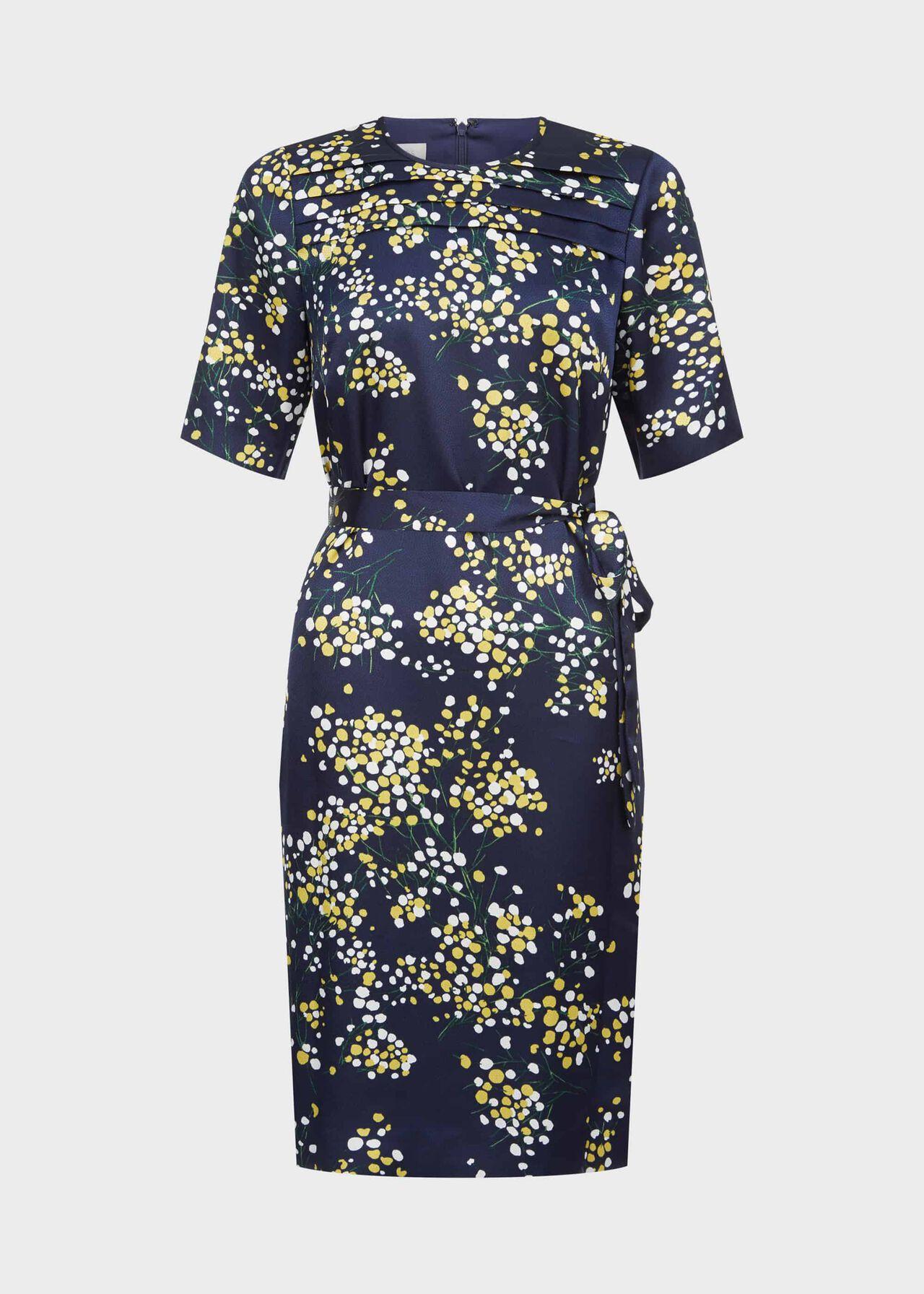 Madeline Dress Midnight Multi