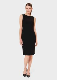 Alva Dress, Black, hi-res