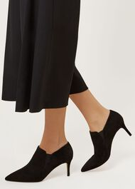 Sadie Chelsea Shoe Boot, Black, hi-res