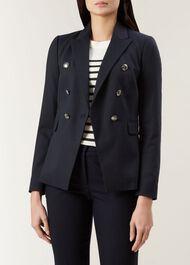 Georgia Jacket, Navy, hi-res