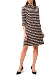 Marci Dress, Black Multi, hi-res