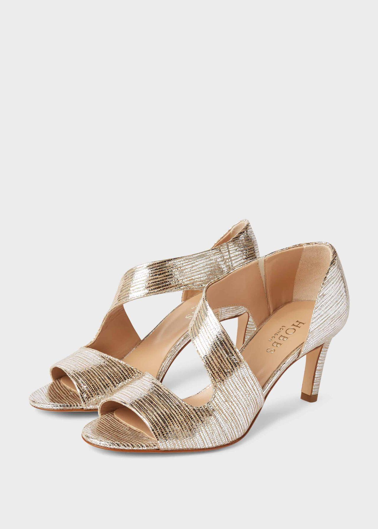 Lexi Sandal Metallic