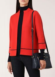 Safiya Jacket, Red, hi-res