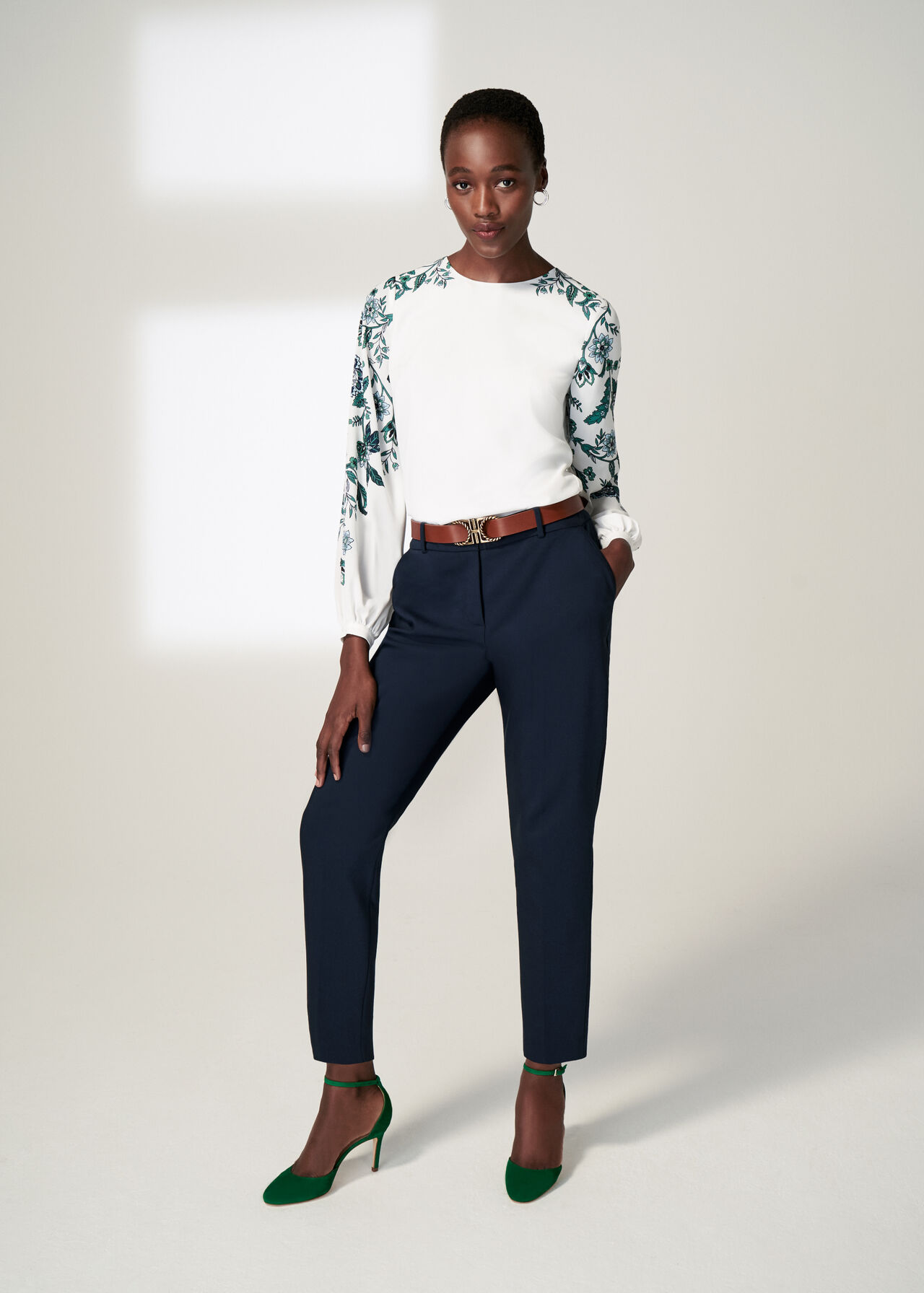 The Zoey Blouse Outfit, , hi-res