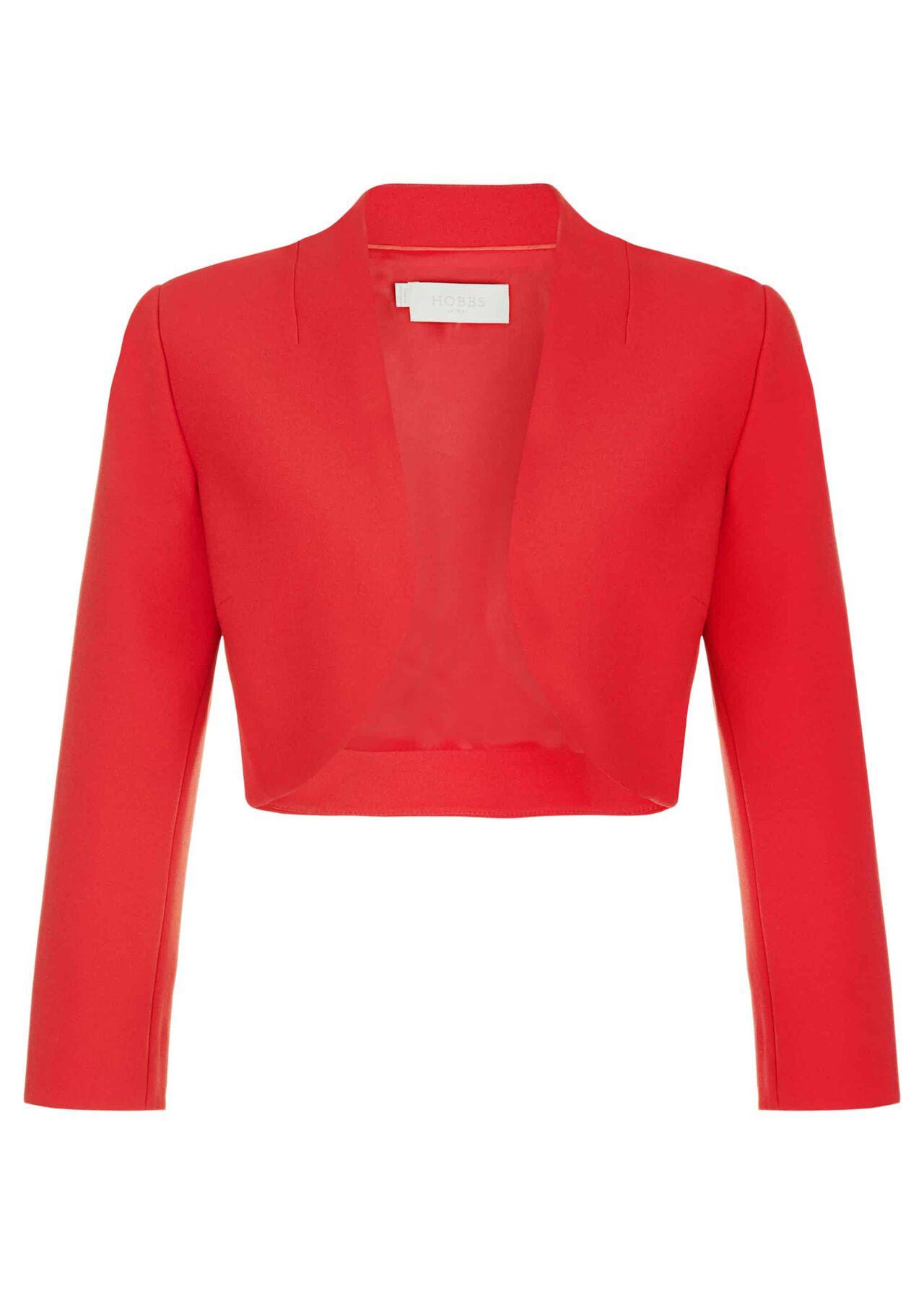 Kaley Jacket Red