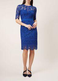 Penny Dress, Blue, hi-res