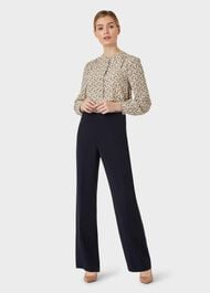 Maya Trouser, Navy, hi-res