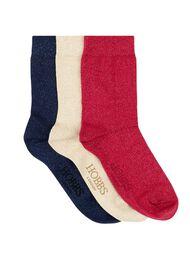 Sparkle Sock Set, Multi, hi-res