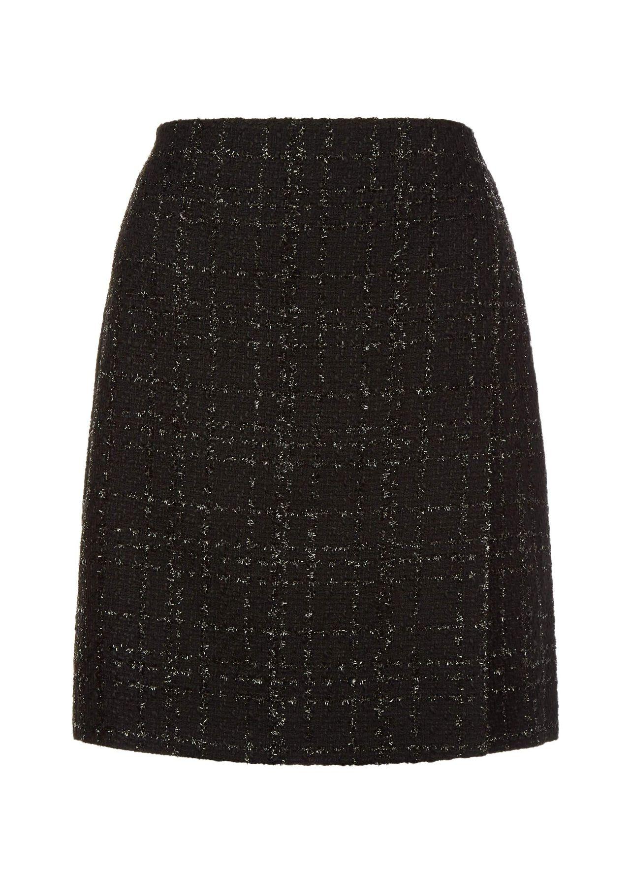 Gabriella Skirt Black