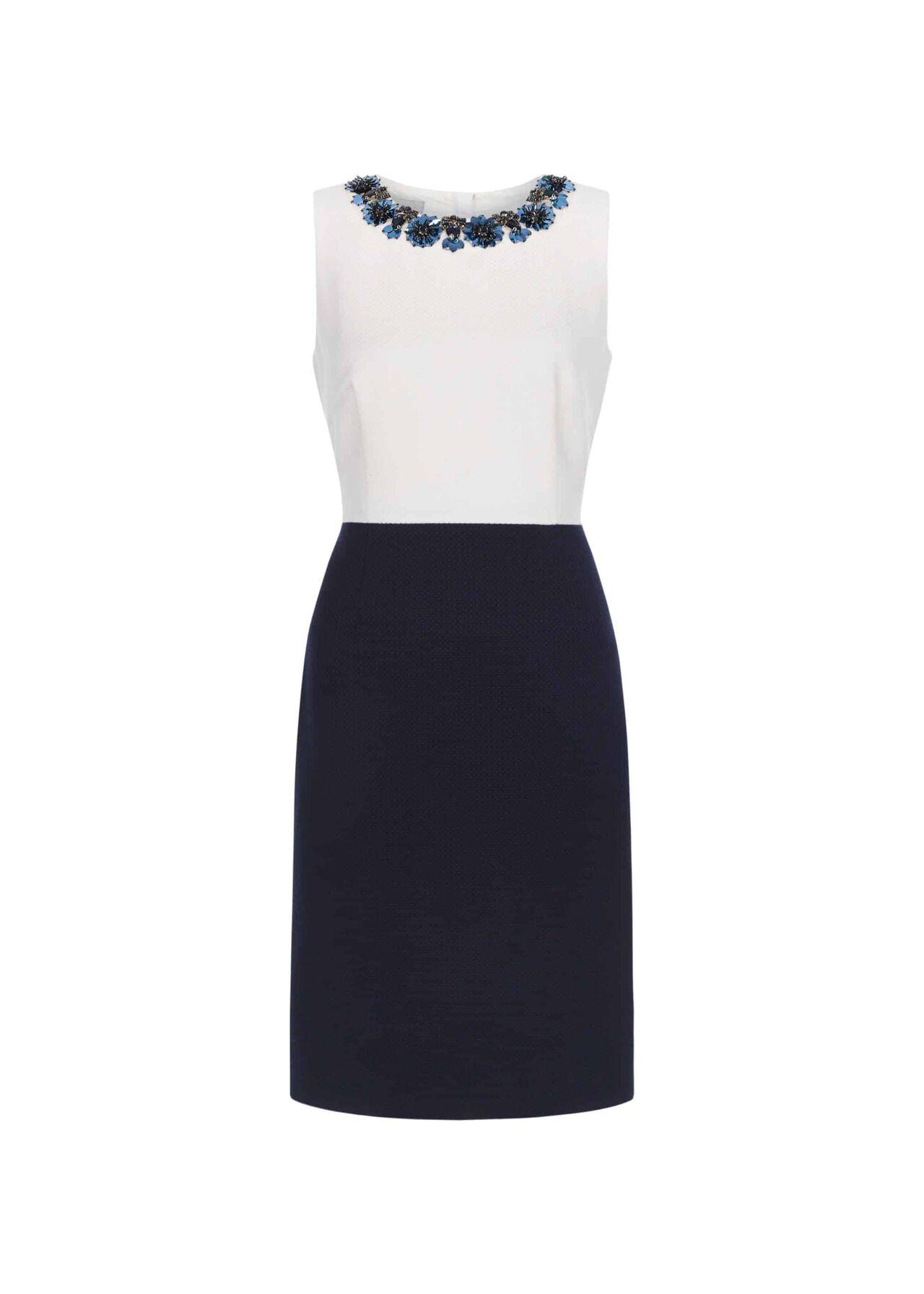 Arizona Dress Midnight Ivory