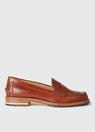 Allegra Loafer, Tan, hi-res