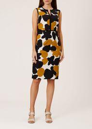 Tabitha Dress, Ivory Multi, hi-res