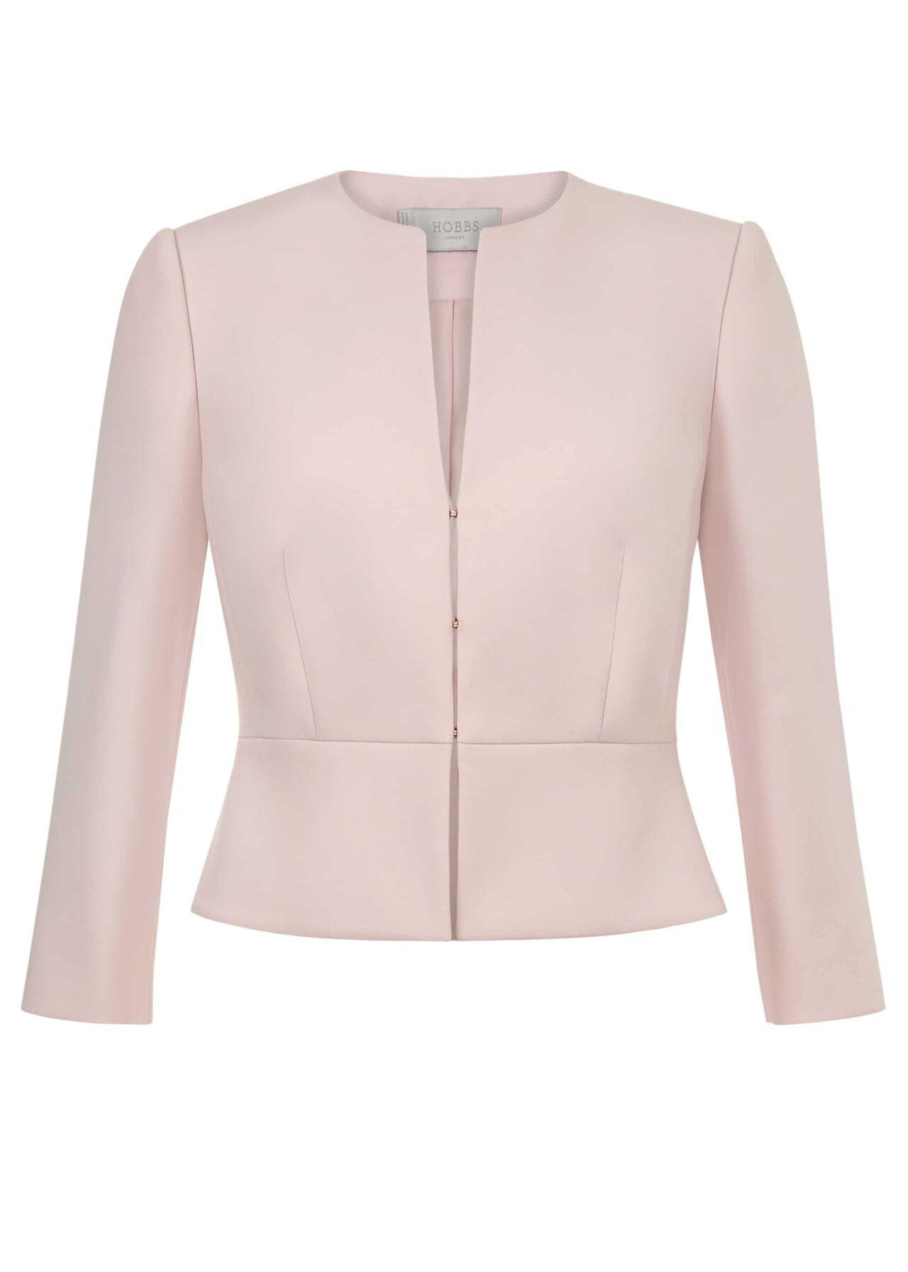 Harper Jacket Pale Pink