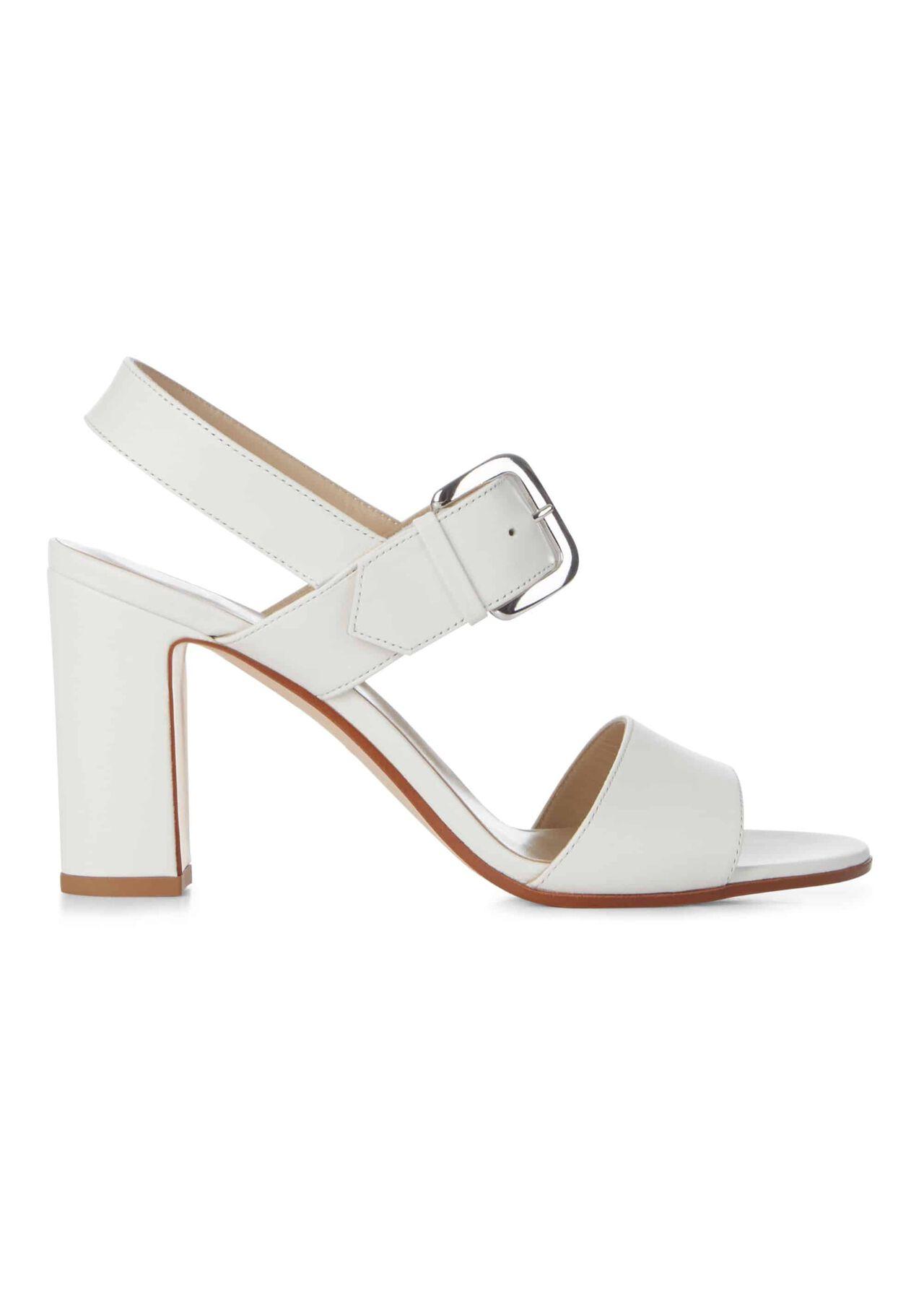 Rhiannon Sandal Ice White