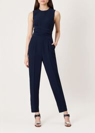 Twitchill Jumpsuit, Navy, hi-res