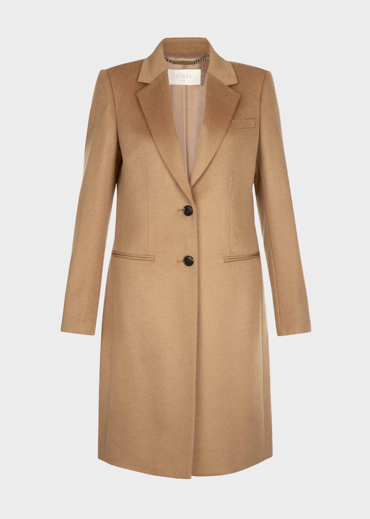 Petite Tilda Wool Coat Vicuna