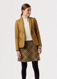 Blake Wool Jacket, Bamboo, hi-res