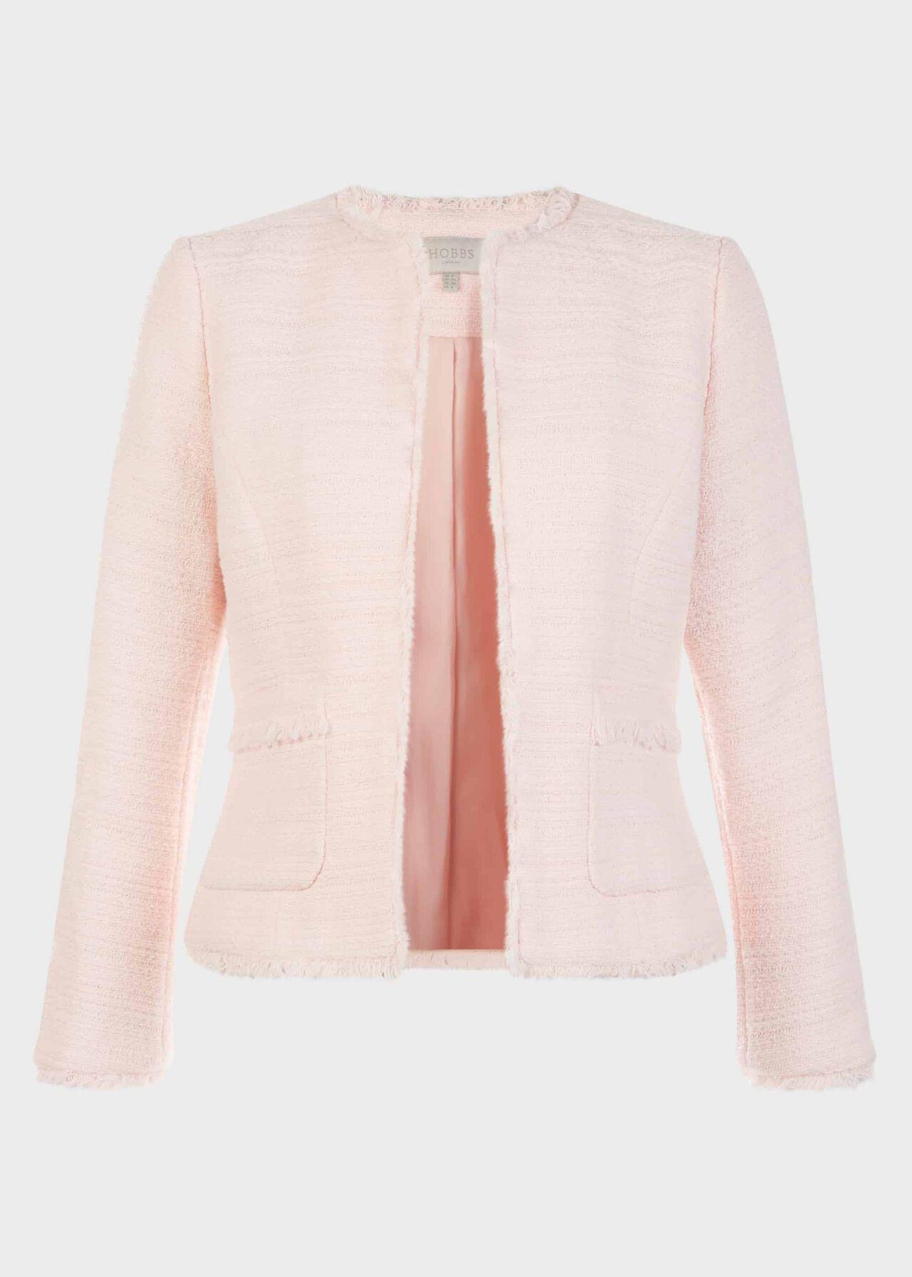 Kathleen Jacket Pale Pink