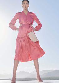 Esther Dress, Pink, hi-res