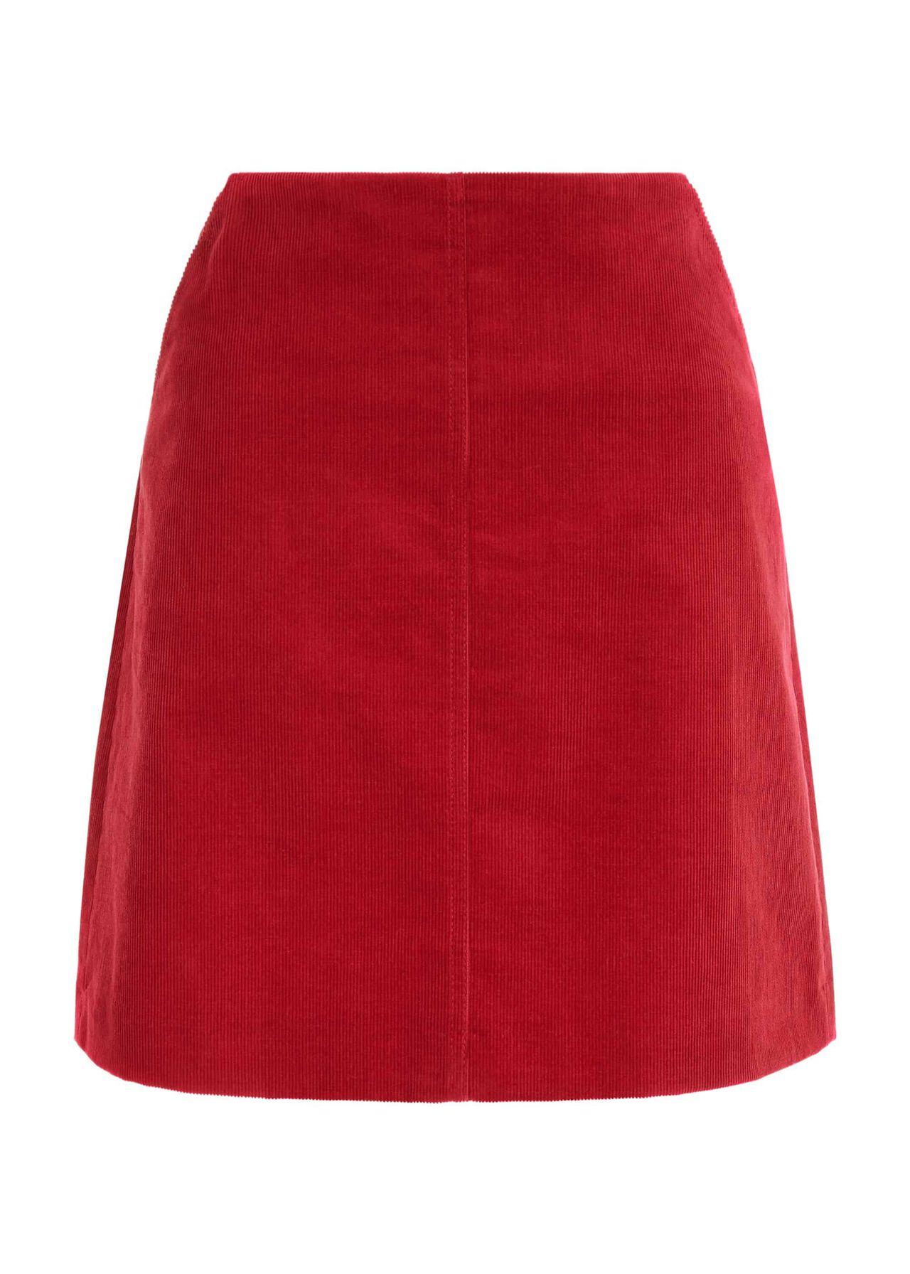 Hannah Skirt Red