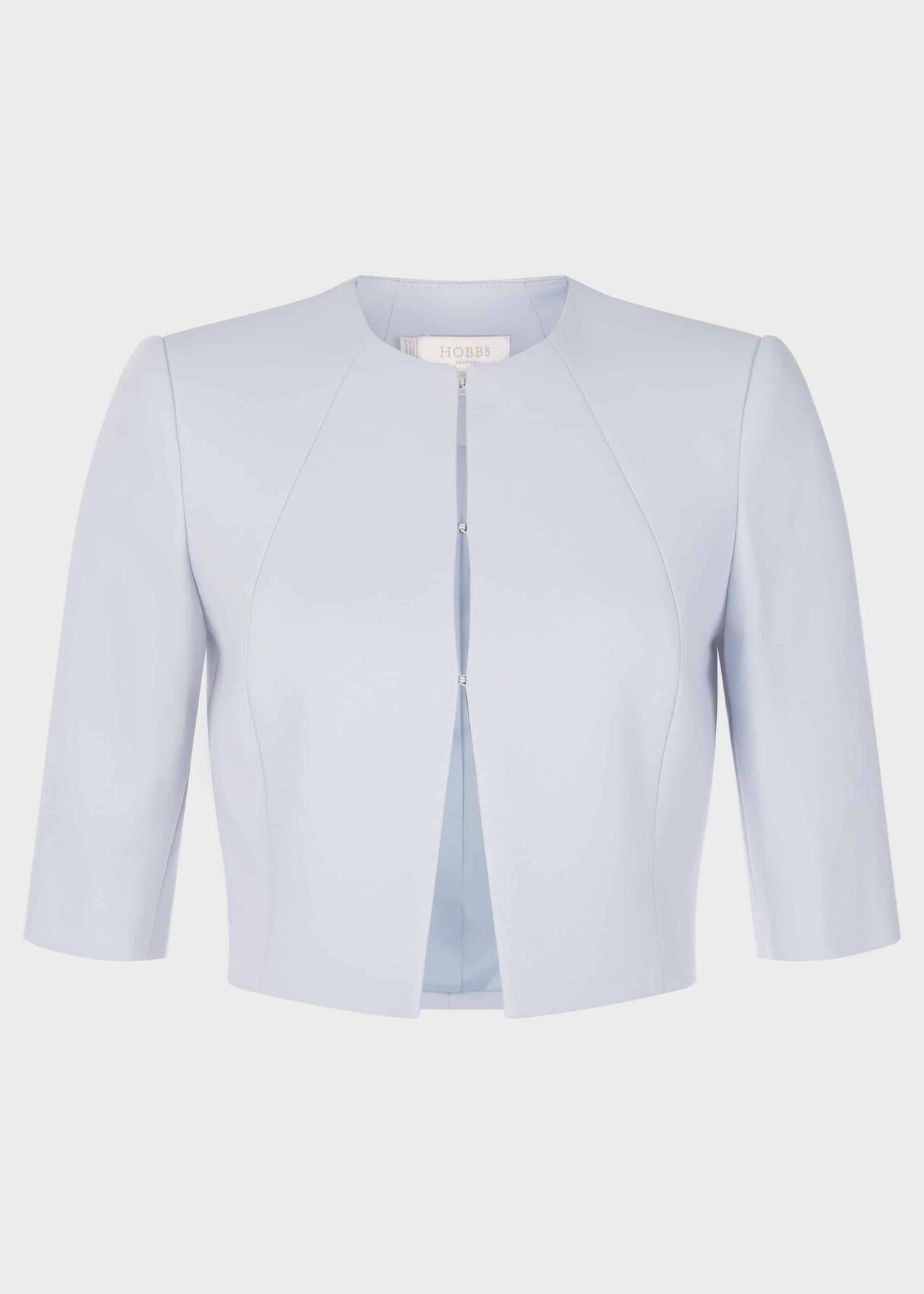 Gill Jacket Pale Blue
