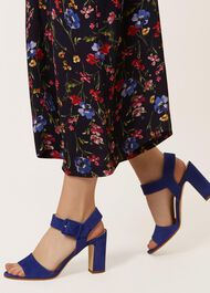Rhian Sandal, Iris Blue, hi-res