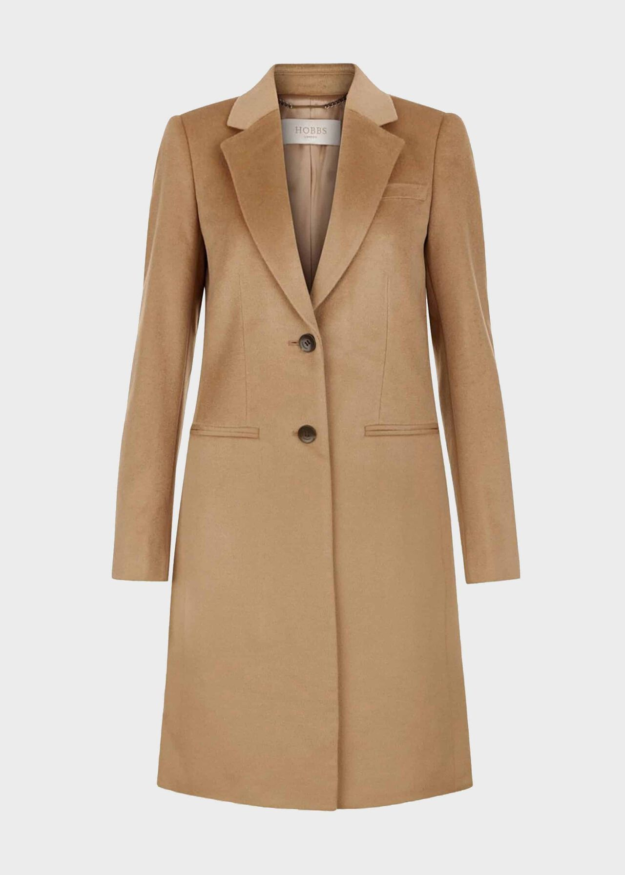 Tilda Wool Coat Camel