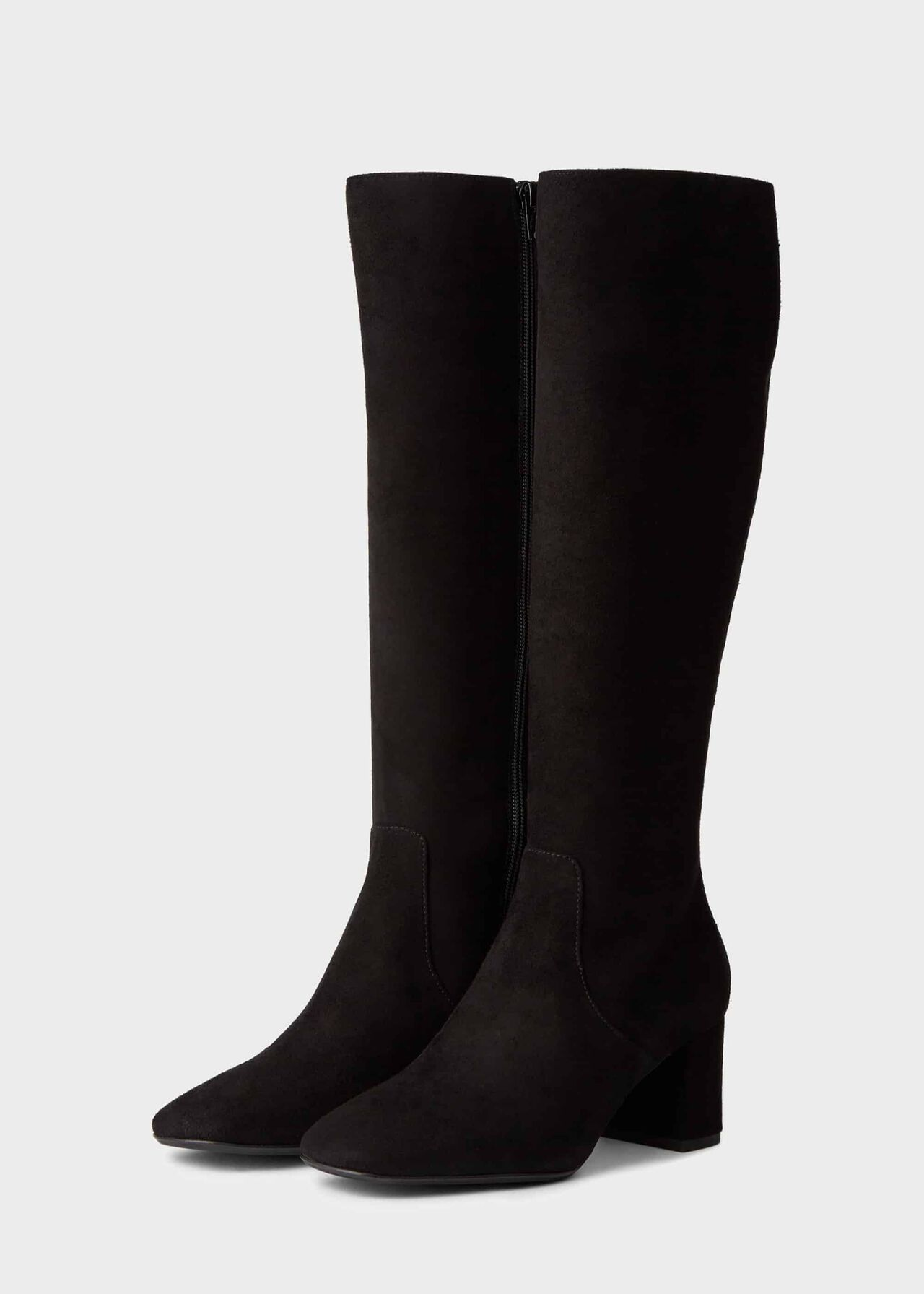 Imogen Knee Boot Black