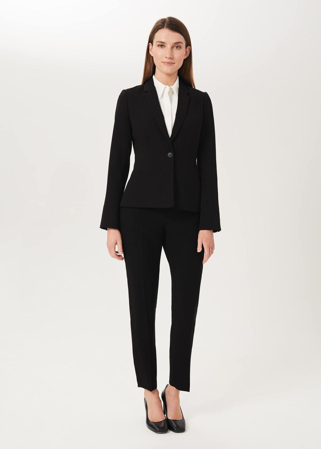 Alva Jacket, Black, hi-res