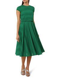 Kiona Dress, Green, hi-res