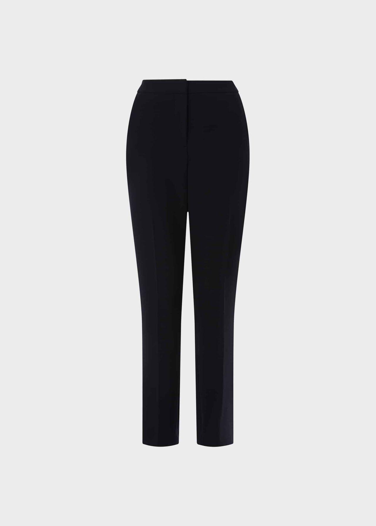 Petite Slim Mina trousers Navy