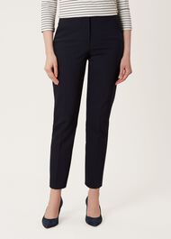 Summer Gael Trousers, Navy, hi-res