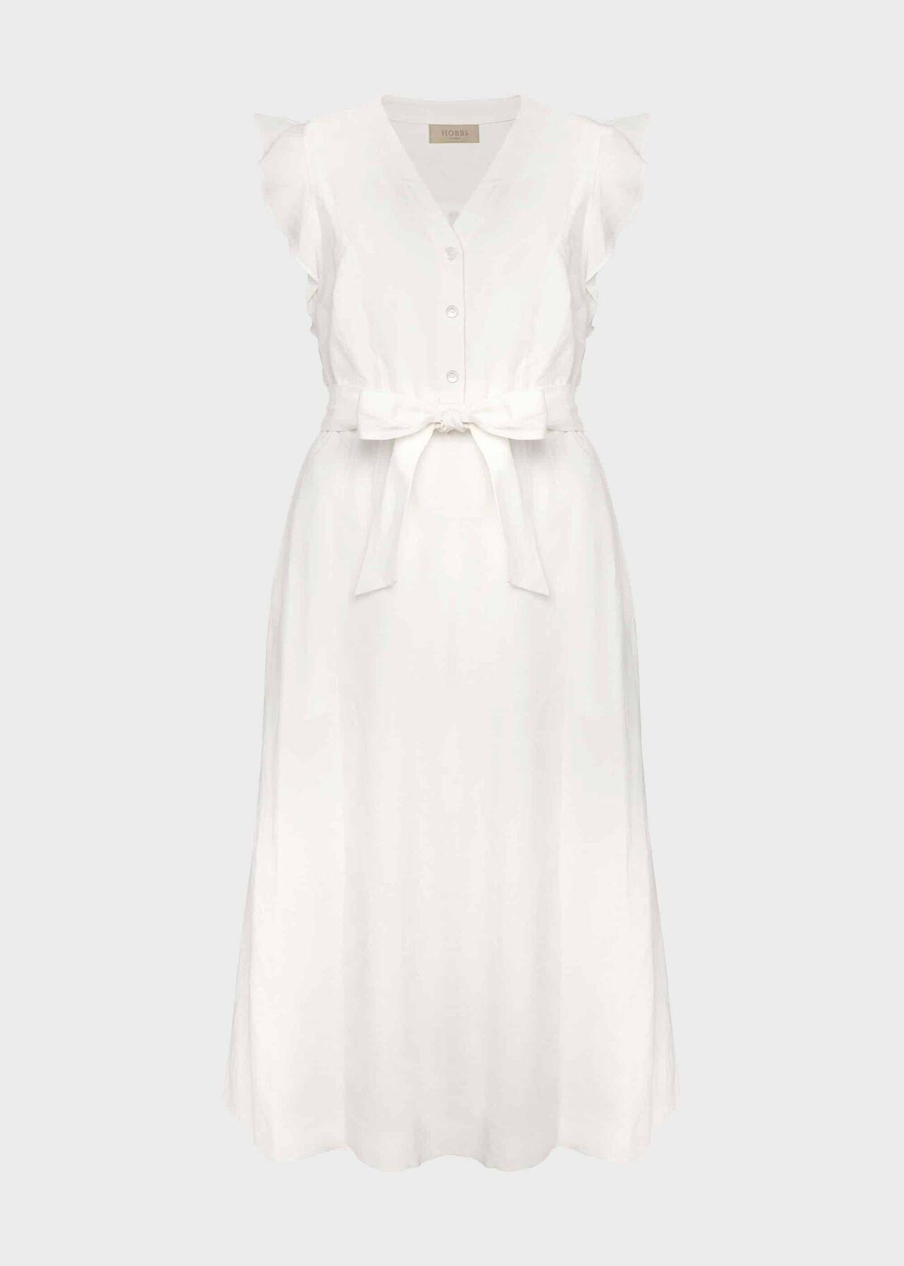 Arabella Dress, Ivory, hi-res