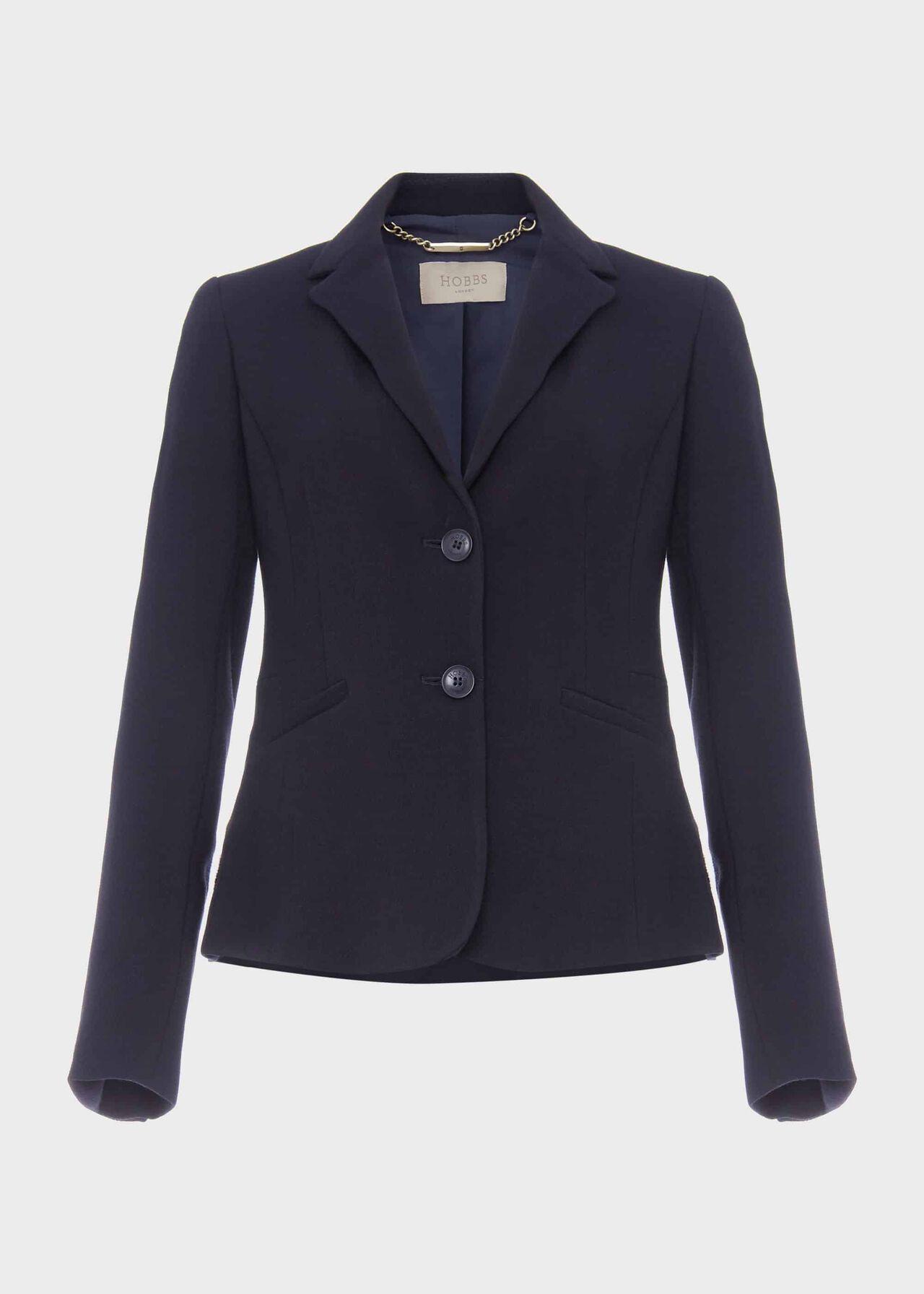 Leila Jacket Navy